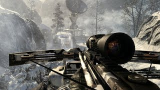 Call of Duty Black Ops Campaign Stealth Mission Gameplay Veteran
