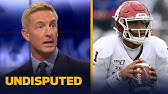 Jalen Hurts needs to win Red River Showdown if he wants the Heisman — Joel Klatt   CFB   UNDISPUTED