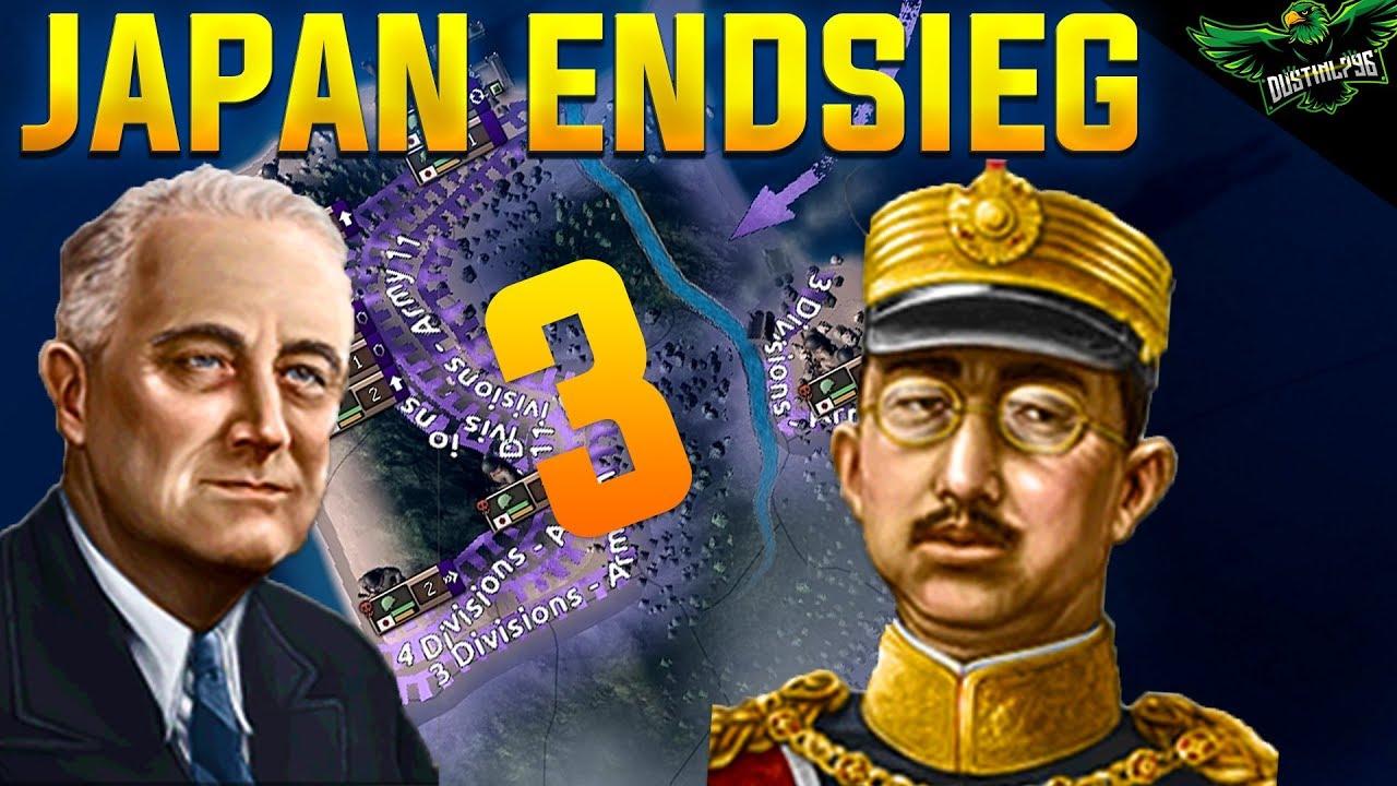 HOI4 Japan Endsieg   3  Hirohito island Hoping (Hearts of Iron iv Japan  1941 Start Date)