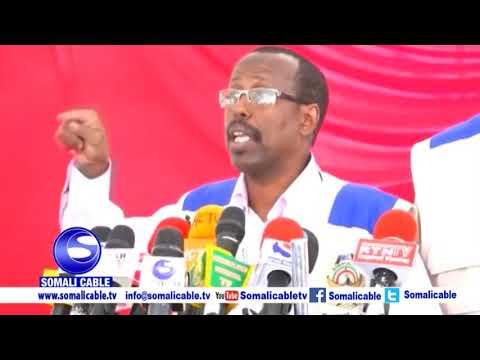 Warka Somali Cable  Gudoonka labada Aqal oo maanta war kasoo saaray