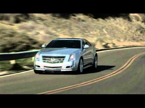 First Drive 2011 Cadillac CTS Coupe   Automobile Magazine