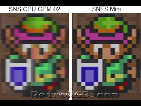 Comparing SNES Mods and Revisions - Live with Voultar