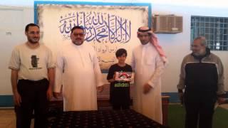 تكريم الطلاب الفائزين في المسابقات التعليمية بمدارس الرواد / بريدة ابتدائي