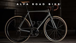 ALLIED ALFA - Custom carbon road bikes made in the USA