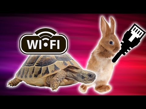 Why is Wi-Fi Slower than Ethernet?
