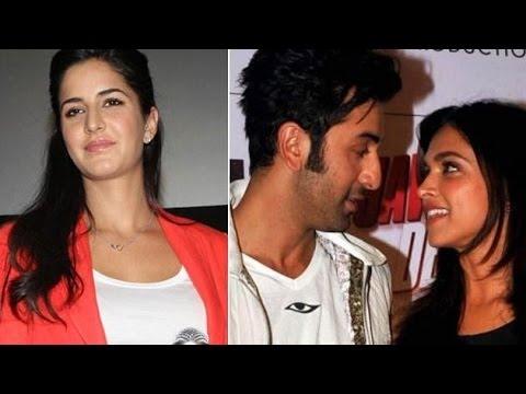 Katrina Kaif unhappy with Deepika and Ranbir working together Mp3