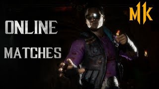 Mortal Kombat 11 - Johnny Cage - Online Glowing Matches #2