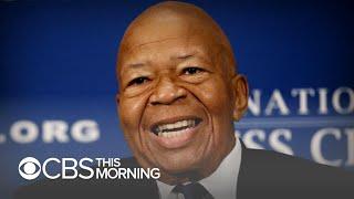 Lawmakers react to Elijah Cummings' death
