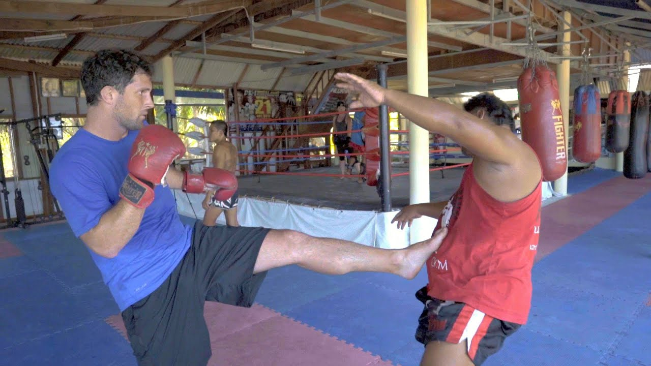 Thailand - Muay Thai Training with Thai Legend