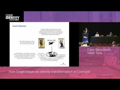 6/20 | How Graph Began an Identity Transformation at Comcast | CIS 2017