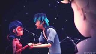 Adrien x LadyBug x Luka [Miraculous LadyBug] - Back to You