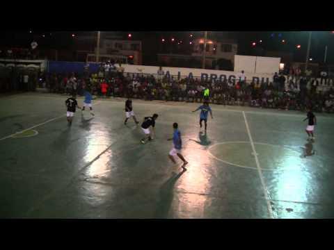 Final de Campeonato de Fulbito de Punta Negra: Punta Negra Bulls vs Punta Rocas