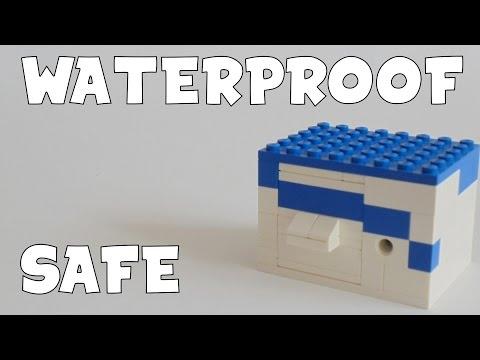 how to build a lego safe