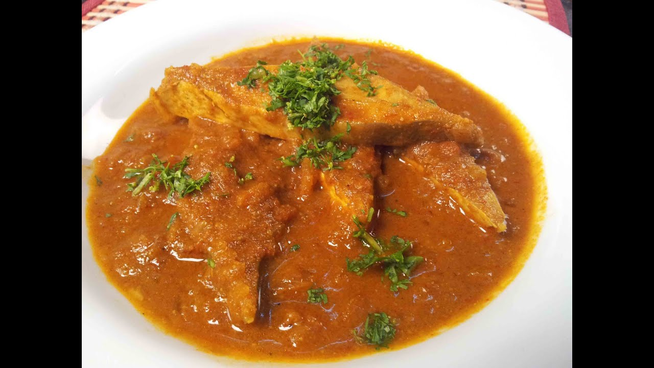 Goan fish curry youtube forumfinder Image collections