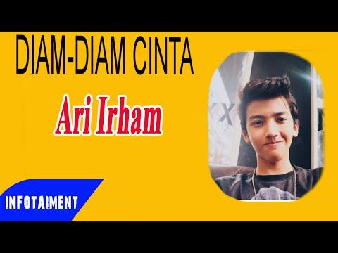 Ari Irham dalam Sinetron Diam Diam Cinta di SCTV Infotaiment