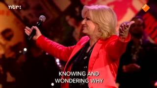 Anita Meyer - Why Tell Me Why (Top 2000 Sing Along - 2013)
