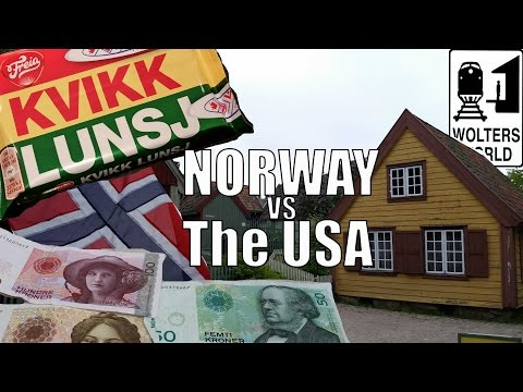 Norway vs America: What to Know Before You Visit Norway