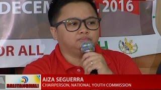 Sen. Tito Sotto at Aiza Seguerra, nagkasagutan sa isyu ng plano umanong pamimigay ng condom ng DOH