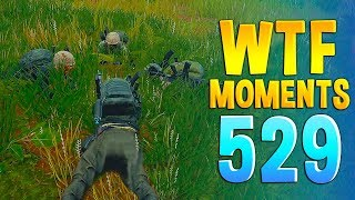 PUBG Daily Funny WTF Moments Highlights Ep 529
