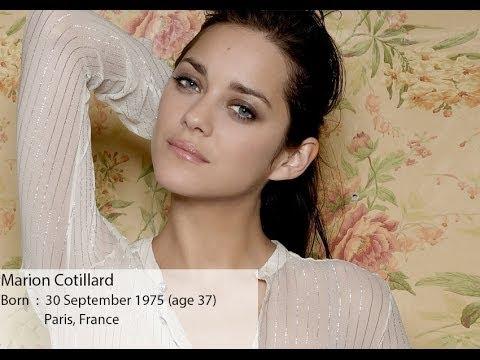 Actress Marion Cotilla...