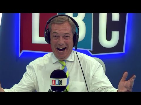 The Nigel Farage Show: Donald Trump's transgender military ban. Live LBC - 26th July 2017