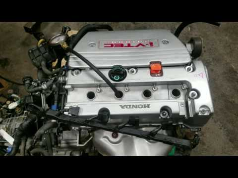 JDM Honda K24A Type S Engine Compression Test Videos
