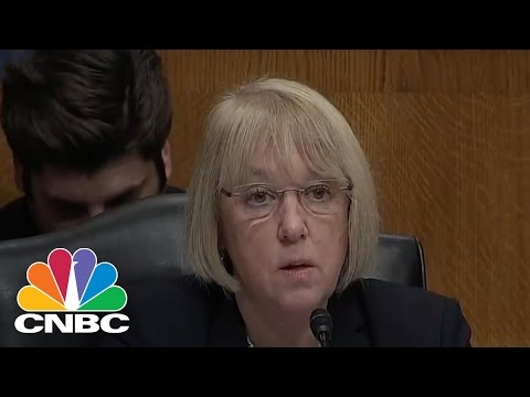 Sen. Patty Murray Grills Rep. Tom Price On Innate Immunotherapeutics Stock | CNBC
