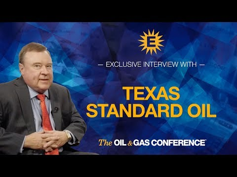 Texas Standard Oil LLC's Timothy Roberson At The Oil & Gas Conference® 2019