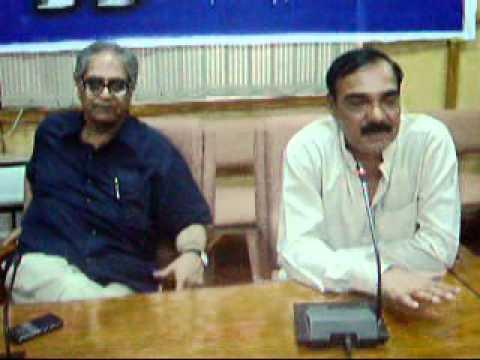 Sukhanwar Pakistan, Mushaira (June 12, 2012) Afzal Gohar