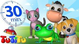 TuTiTu Specials | Animal Toys | Complete Season 1