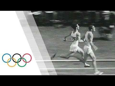 Melbourne 1956 - Men's 800m Olympic final