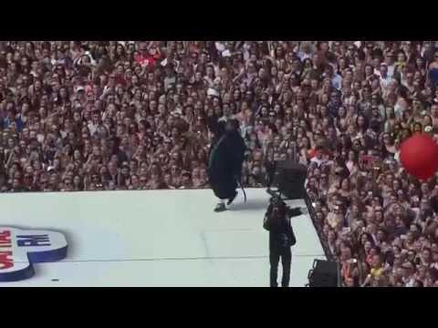 LunchMoney Lewis - Bills Summertime Ball Live At Wembley Stadium  2015