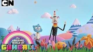 The Amazing World of Gumball | The Puppets | Cartoon Network