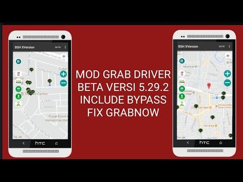 download mod grab driver anti verifikasi wajah