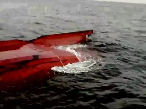 Boat Resque in Jafrabad sea