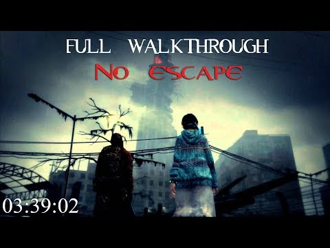 Resident Evil: Revelations 2 - No Escape Difficulty - No Infinity Ammo & Guns - Full Walkthrough