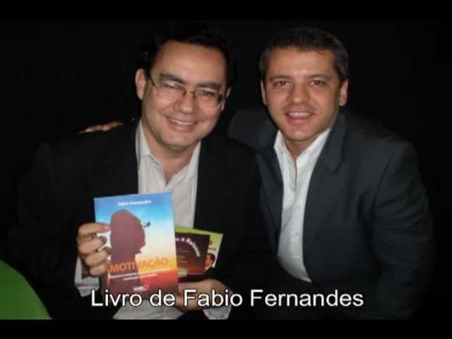 Dr. Augusto Cury Recomendando Palestras Educacionais de Fabio Fernandes