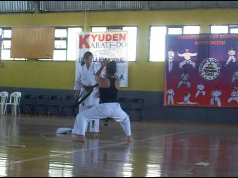 Kata Sanchin Nidan