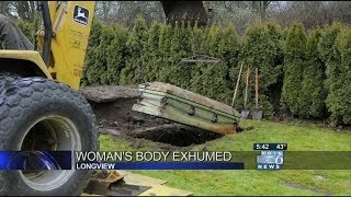 Mystery body exhumed for DNA testing