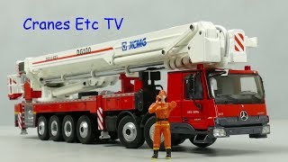 Yagao XCMG DG100 Fire Truck and Firemen by Cranes Etc TV