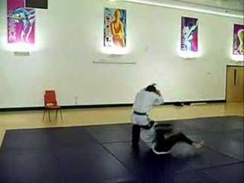 Marote Suki Nage Ashi - Kaeshi Ryu Jujitsu