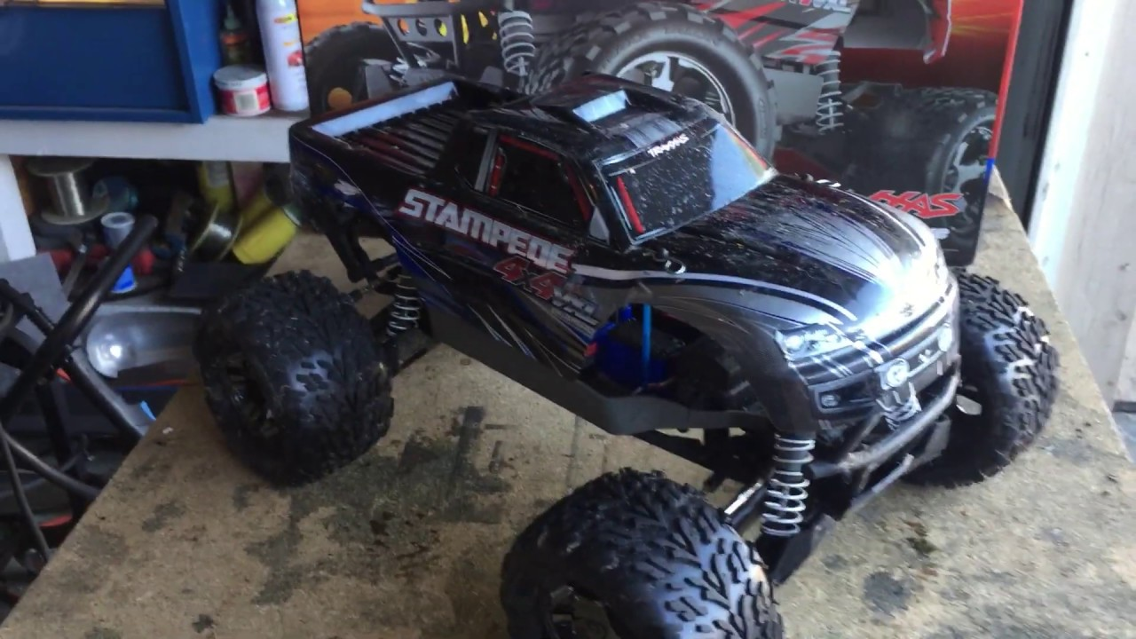 Traxxas Stampede 4X4 Heavy Duty Slipper Clutch Upgrade