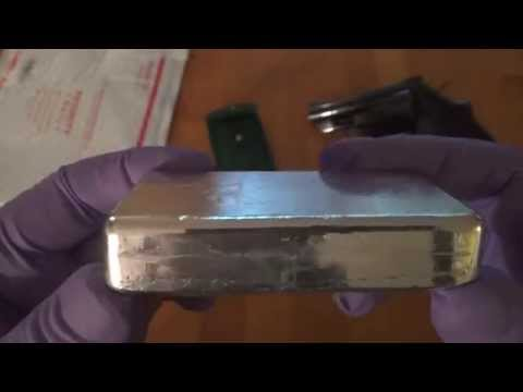 Silver and Gold Bullion Unboxing Video #11
