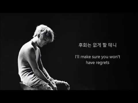 [EngSub+Rom] 김재중 - 그랬지 (Kim Jaejoong - That's Right / It is / I Said I'm Sorry)