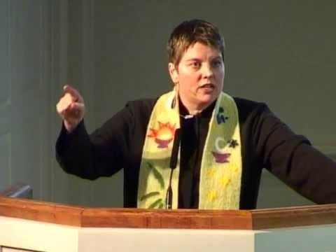 'Who Do You Say I Am?' - (Rev. Tamara Lebak) - Contemporary Service