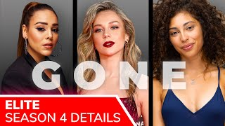 ELITE Season 4 Announced by Cast | Netflix Release Date | Returning Cast Confirmed + Plot Details