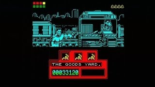 RED HEAT - 128K (ZX SPECTRUM - FULL GAME)