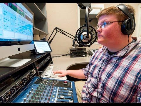 GCHS Launches New FM Radio Station