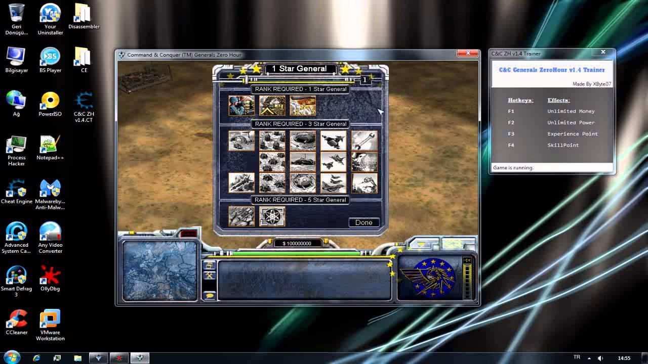 Generals zero hour free download for windows 8