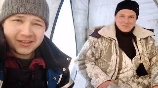 Зимняя Рыбалка Омск Озеро Салтаим